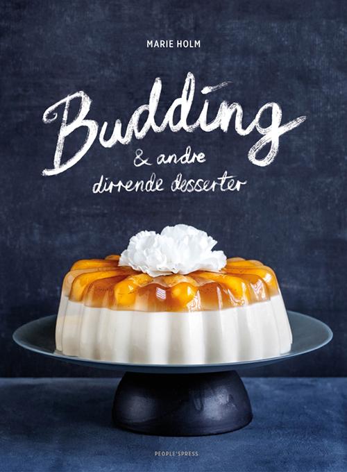 Budding og andre dirrende desserter (Bog)