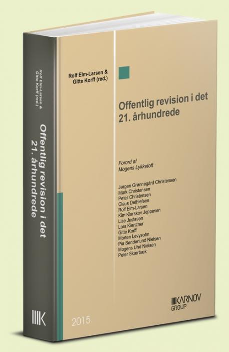 Offentlig revision i det 21. århundrede (Bog)