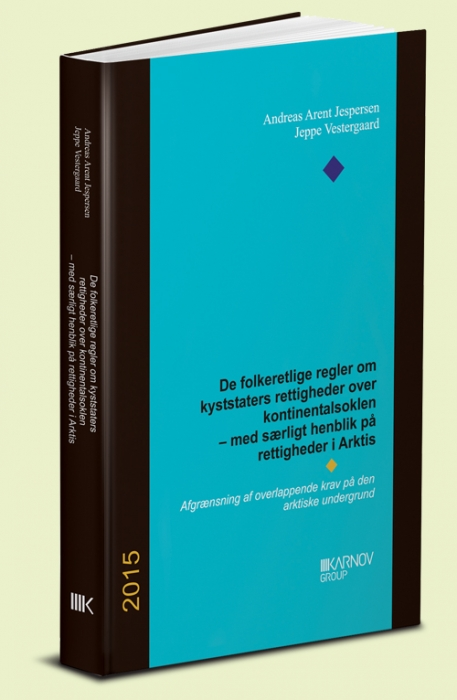 Image of De folkeretlige regler om kyststaters rettigheder over kontinentalsoklen (Bog)