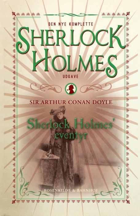 Image of Sherlock Holmes eventyr (Lydbog)
