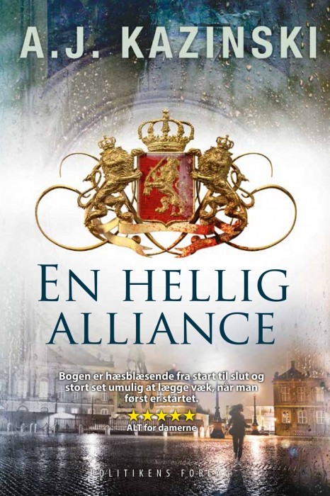 Image of En hellig alliance (Bog)