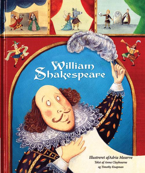 Image of William Shakespeare (Bog)