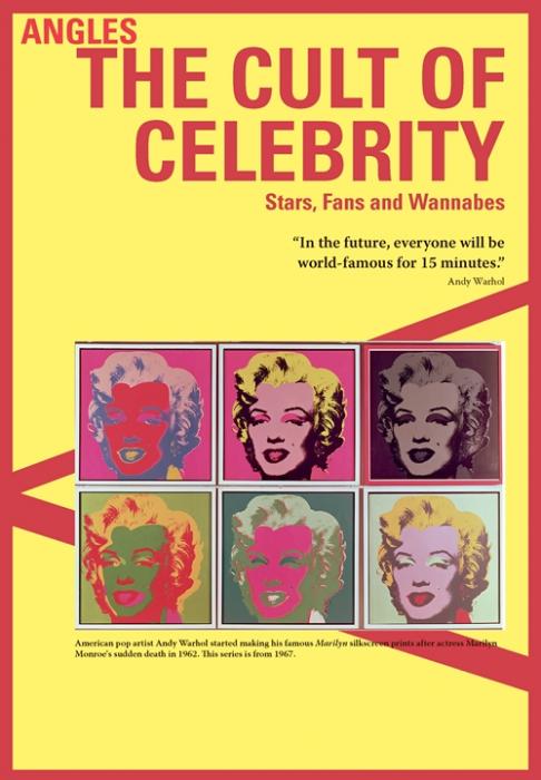 Image of The Cult of Celebrity / i-bog (Bog)