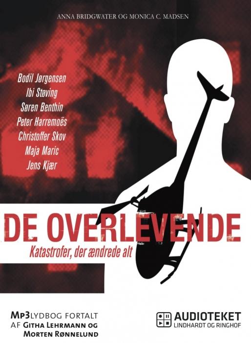 Image of De overlevende (Lydbog)