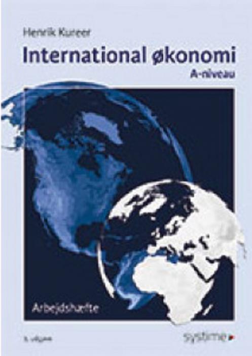 International økonomi A-niveau (Bog)