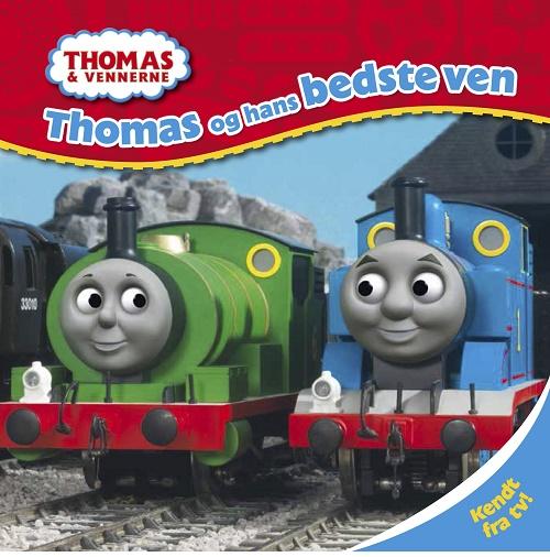 Image of Thomas og hans bedste ven (Bog)