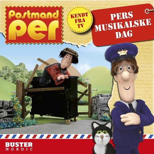 Image of Postmand Pers musikalske dag (Bog)