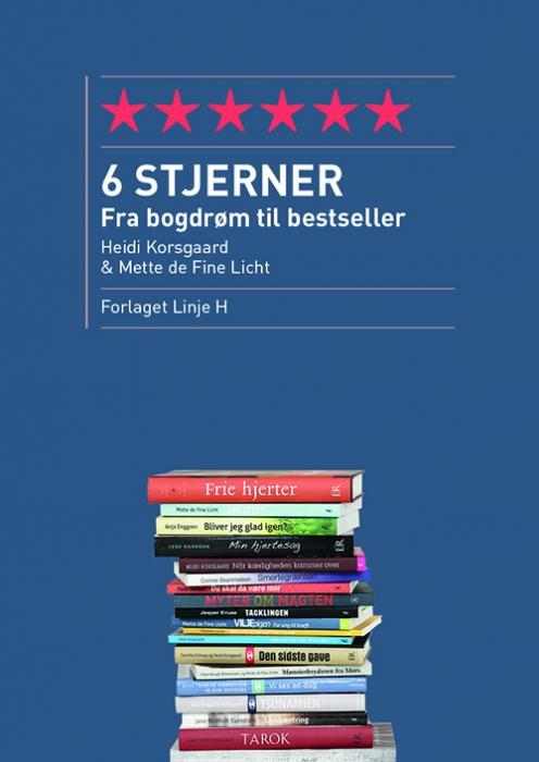 Image of   6 stjerner (Bog)