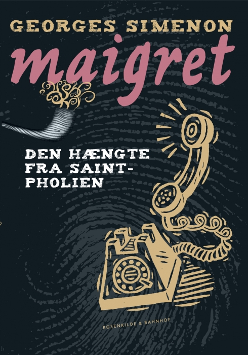 Maigret og den hængte fra Saint Pholien (Lydbog)