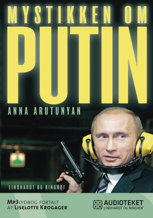 Image of Mystikken om Putin (Lydbog)