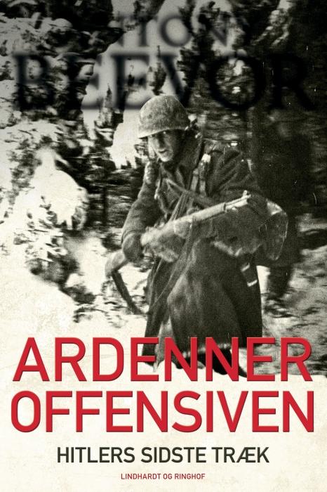 Image of Ardenneroffensiven - Hitlers sidste træk (E-bog)