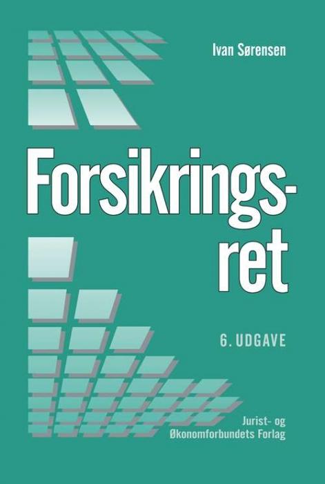 Image of   Forsikringsret (Bog)