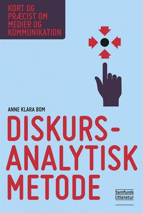 Image of Diskursanalytisk metode (Bog)