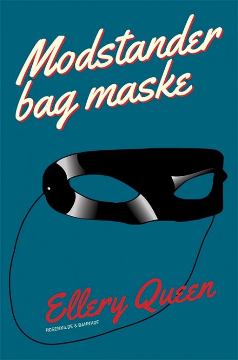 Modstander bag maske (Bog)