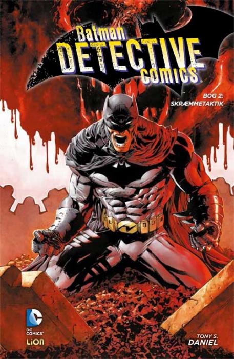Batman - Detective Comics (Bog)