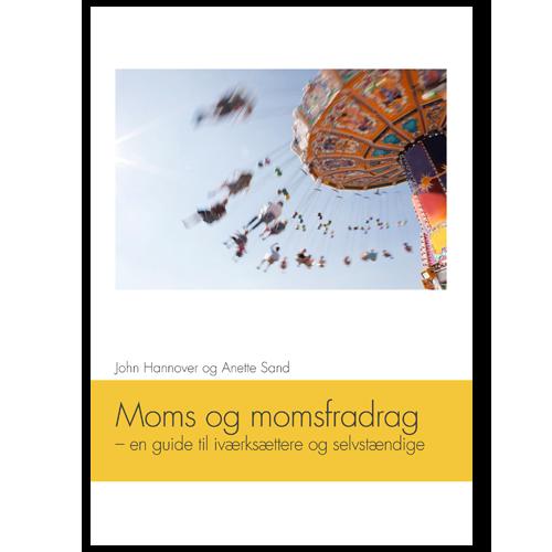 Image of Moms og momsfradrag (E-bog)