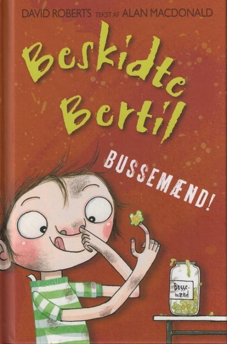 Image of Bussemænd! (Bog)
