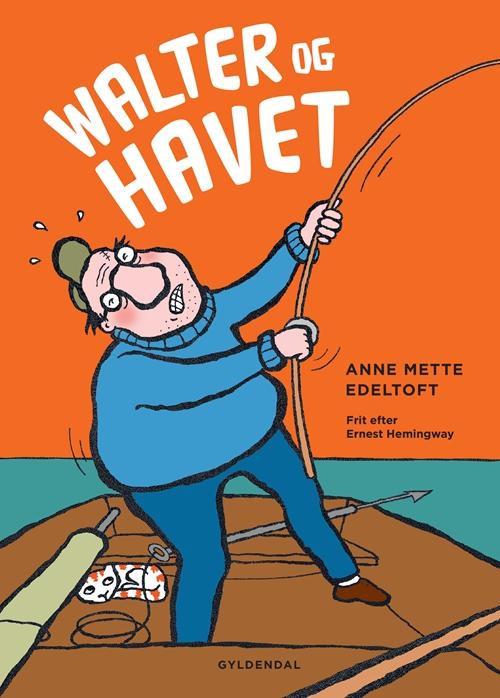 Image of Walter og havet (Bog)
