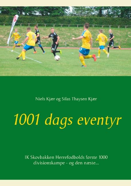 Image of   1001 dags eventyr (Bog)