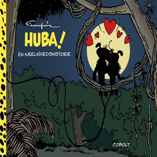 Image of Huba - En kærlighedshistorie (Bog)