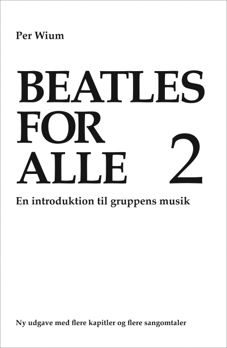 Image of   Beatles for alle 2 (Bog)