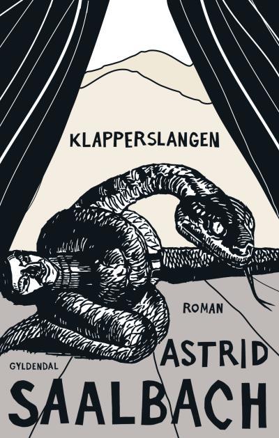 Image of Klapperslangen (Lydbog)