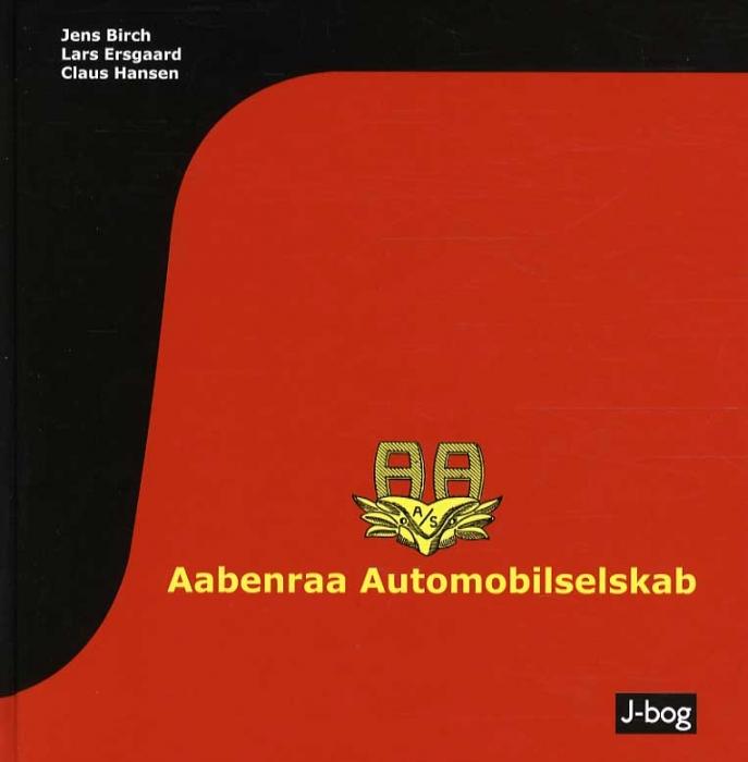 Image of   Aabenraa Automobilselskab (Bog)