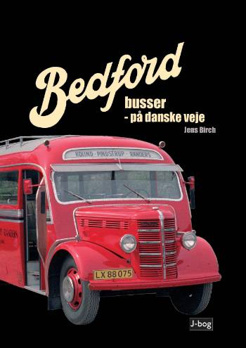 Image of   Bedford busser - på danske veje (Bog)