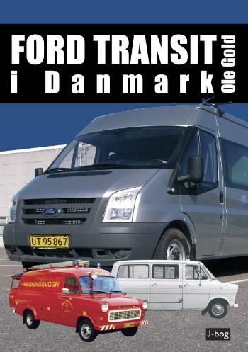 Image of   Ford Transit i Danmark (Bog)