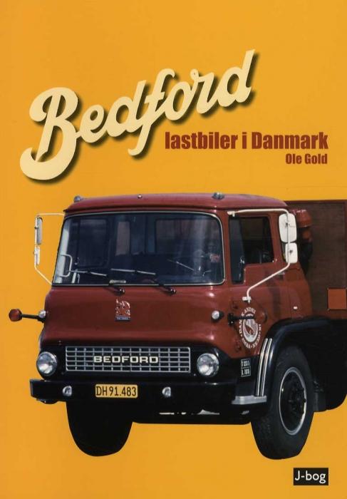 Billede af Bedford lastbiler i Danmark (Bog)