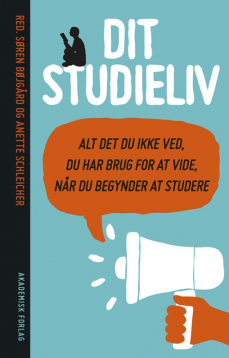 Image of Dit studieliv (Bog)