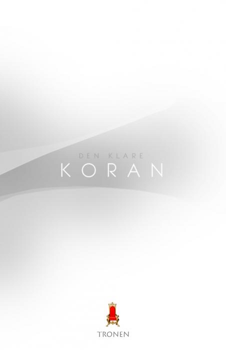 Image of Den klare Koran (E-bog)