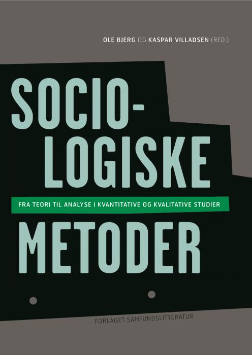 Image of   Sociologiske metoder (E-bog)