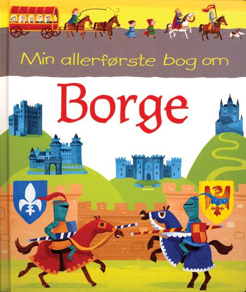 Image of Min allerførste bog om Borge (Bog)