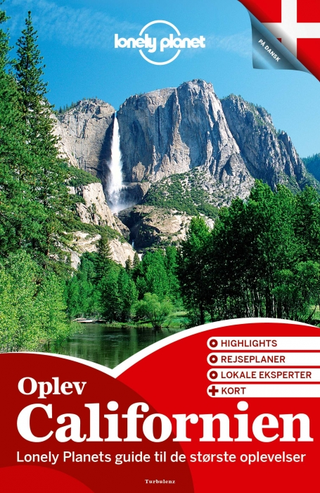 Oplev Californien (Lonely Planet) (Bog)