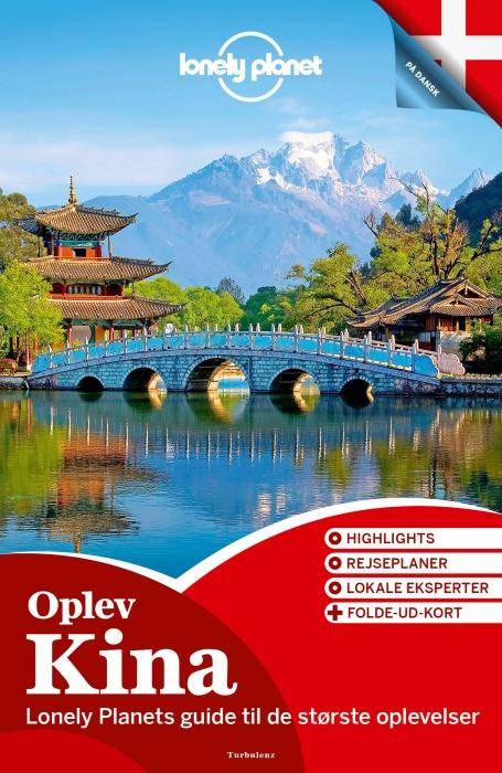 Oplev Kina (Lonely Planet) (Bog)