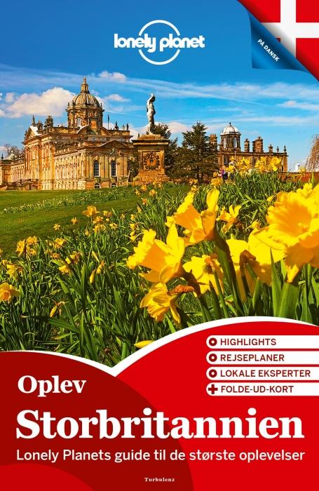 Oplev Storbritannien (Lonely Planet) (Bog)