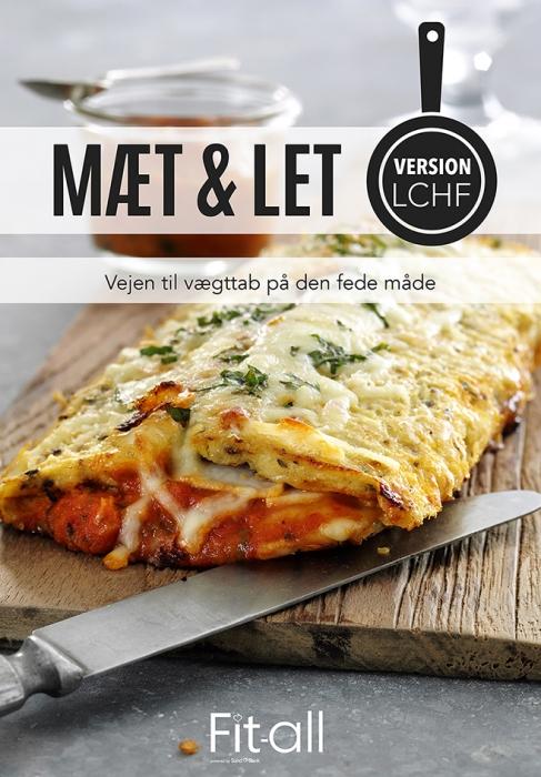 Mæt & Let version LCHF (Bog)