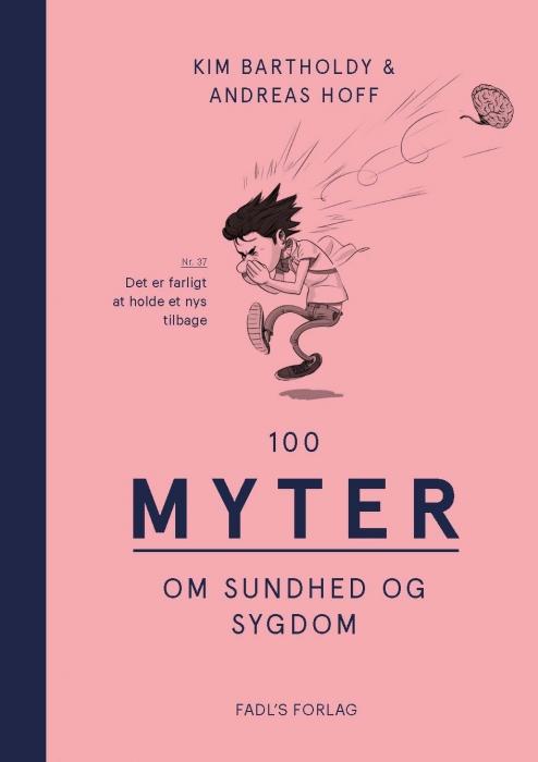 Image of   100 myter om sundhed og sygdom (Bog)
