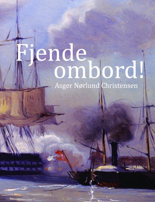 Image of Fjende ombord! (Bog)