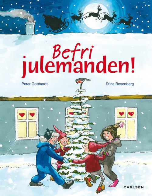 Image of   Befri julemanden (Bog)