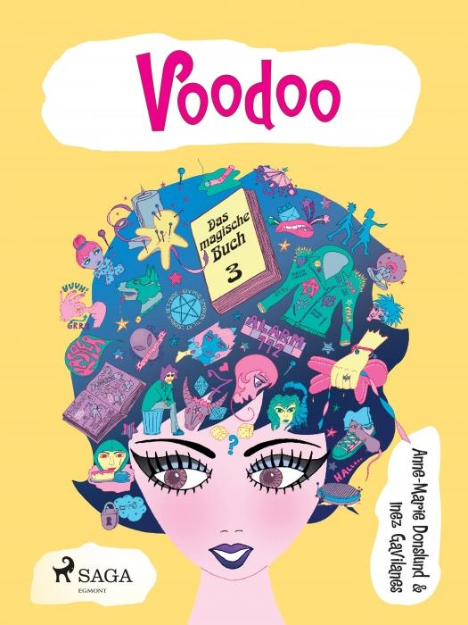 Image of Das magische Buch 3 - Voodoo (E-bog)