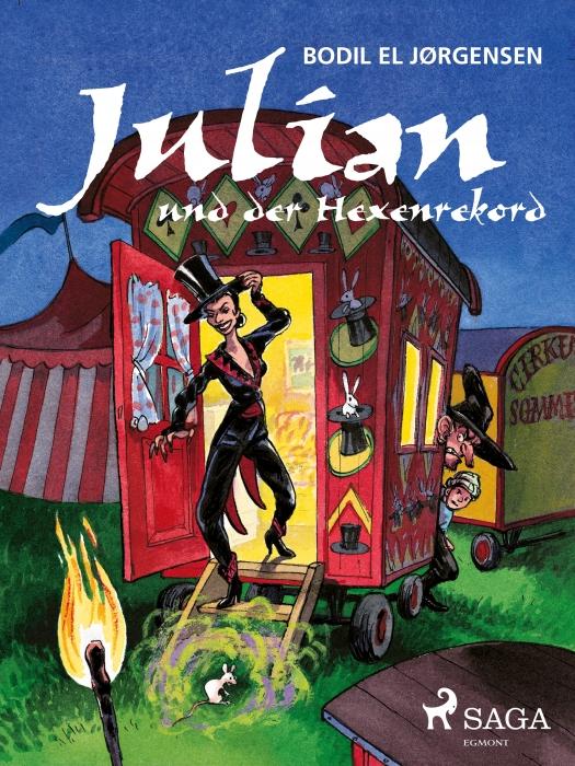 Julian und der Hexenrekord (E-bog)