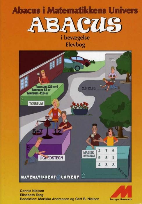 Image of   ABACUS 4. kl. - Elevbog (Bog)