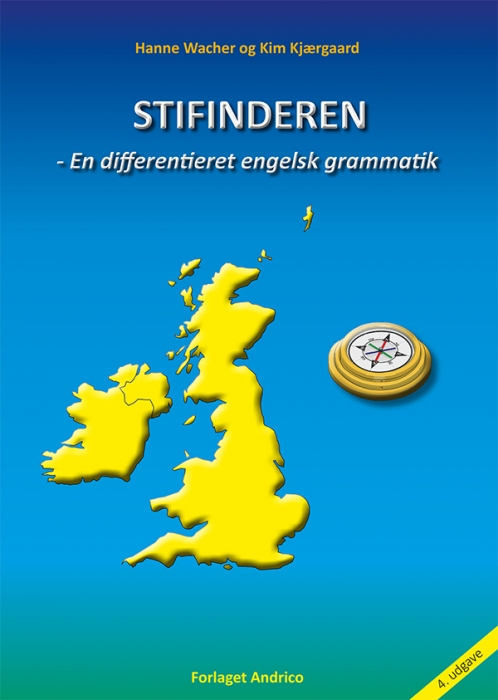 Stifinderen - Grammatikbog (Bog)
