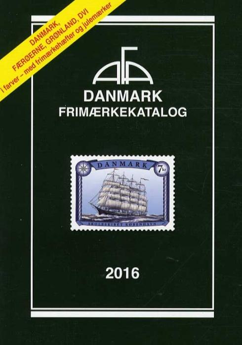 Image of   AFA Danmark 2016 (Bog)