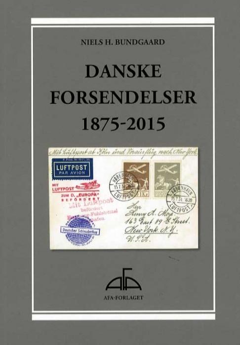 Image of   AFA Danske forsendelser (Bog)