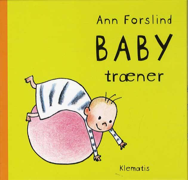 Image of Baby træner (Bog)