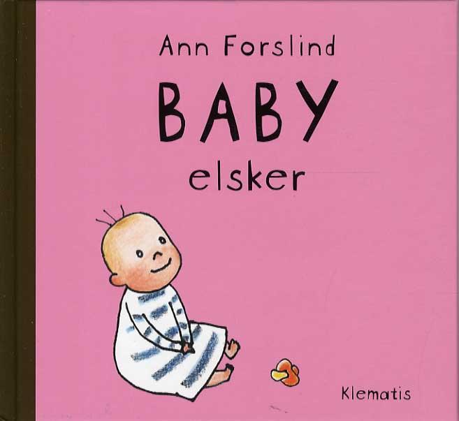 Image of Baby elsker (Bog)
