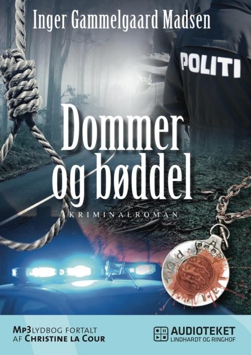 Image of   Dommer og bøddel (Lydbog)